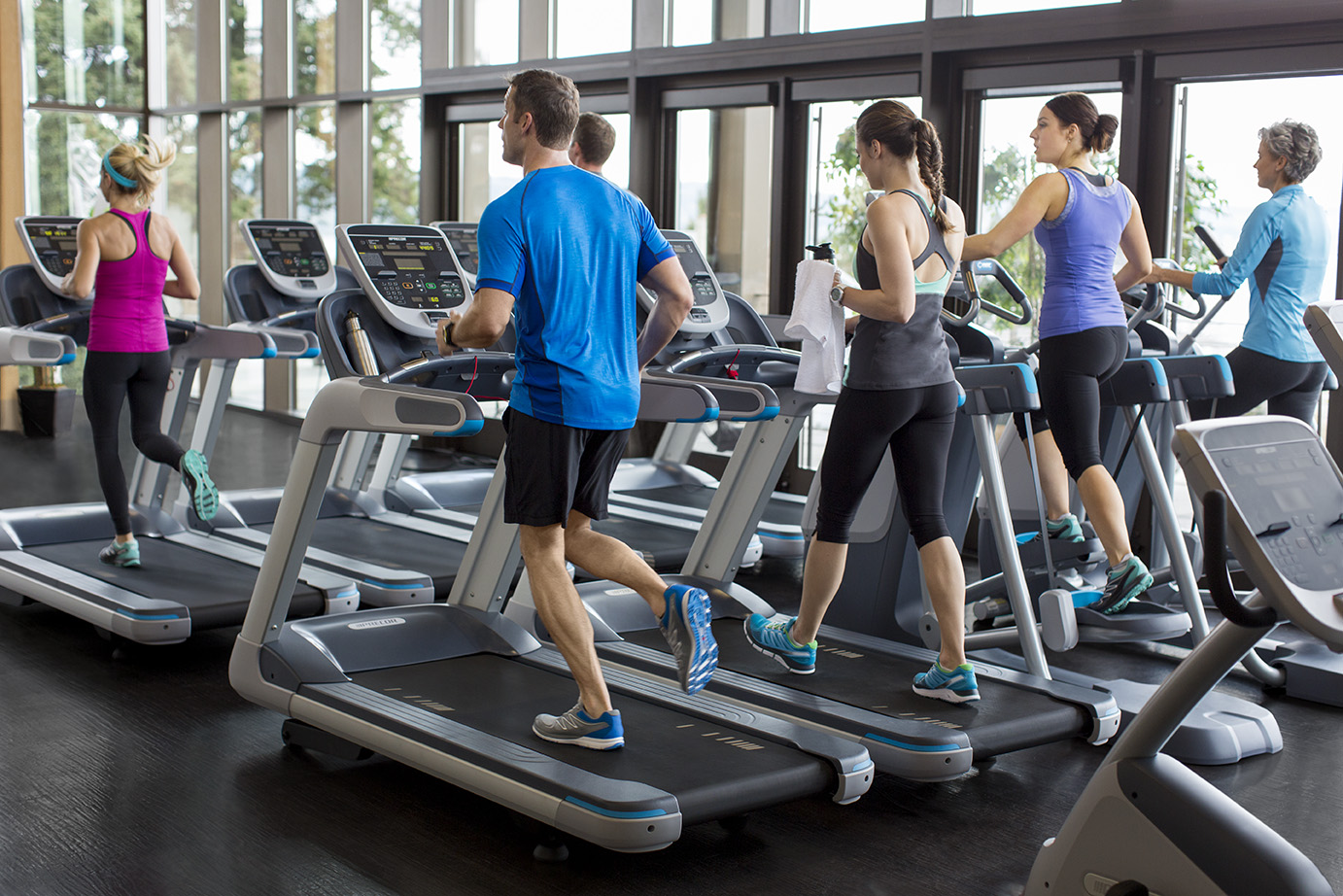 Avoiding Plateauing in Working Out Will Keep You on Task