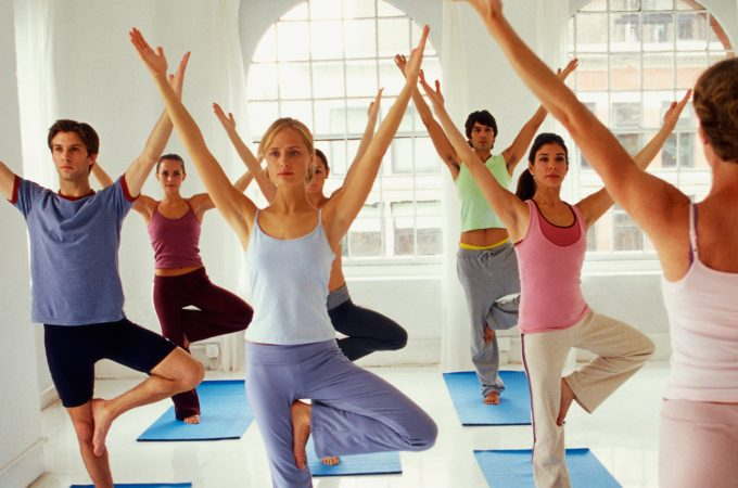 Doylestown Health Club Makes Learning Yoga Easy