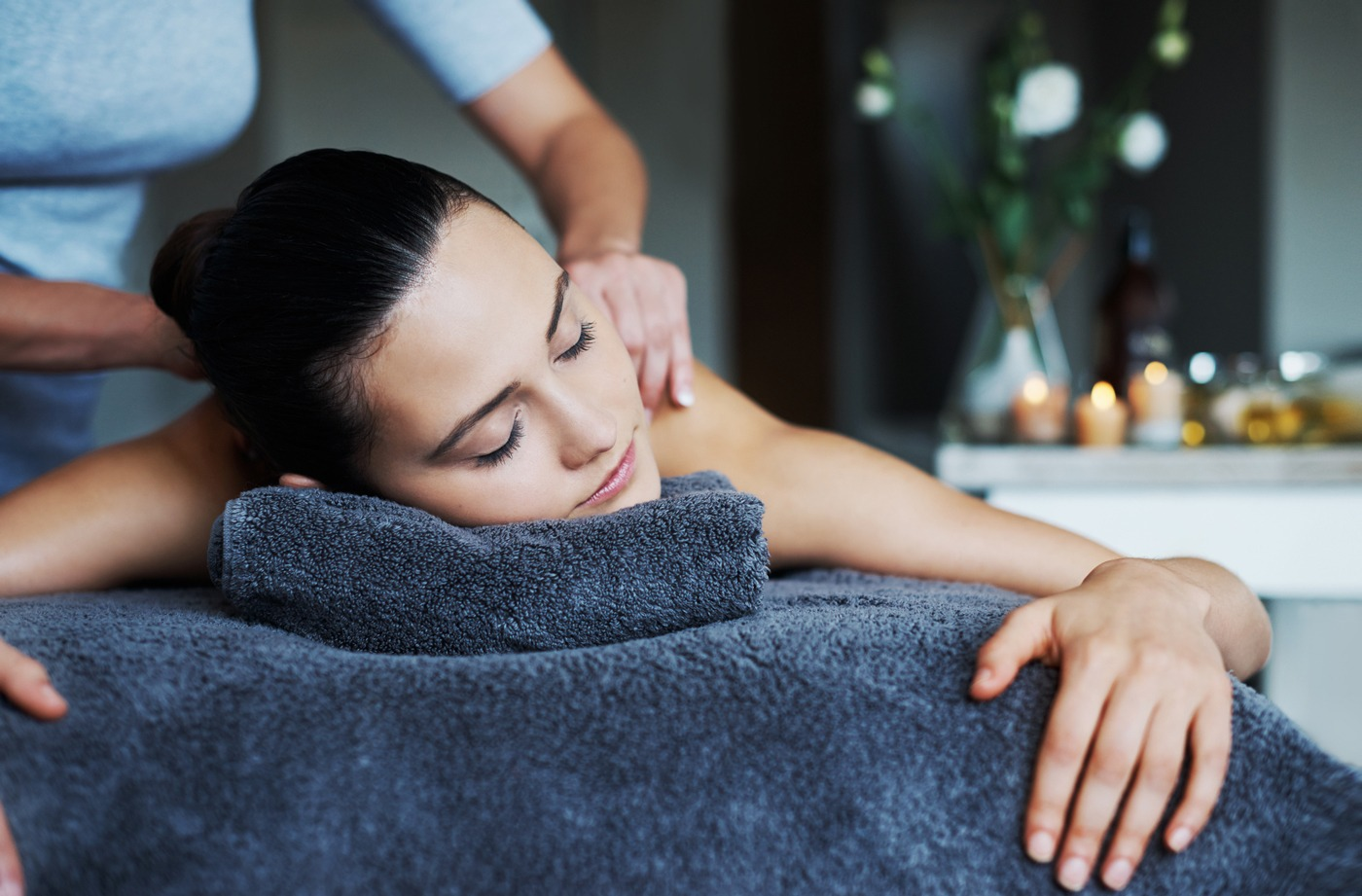Help Others By Doing Massage Courses From London
