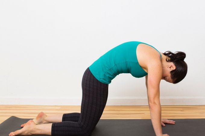 Right Yoga Class