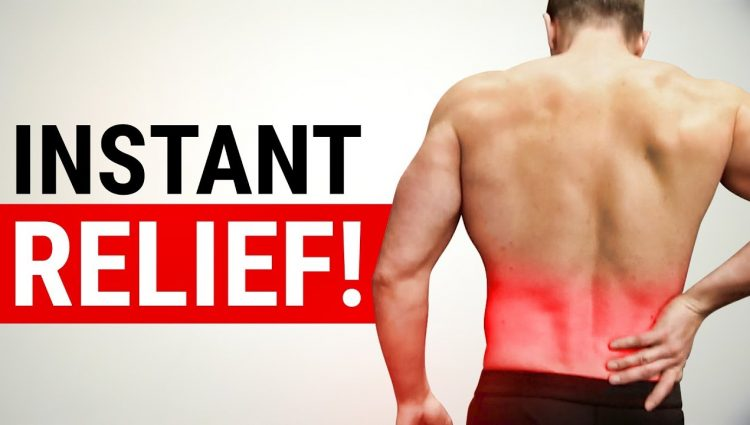 How To Treat a Back Injury